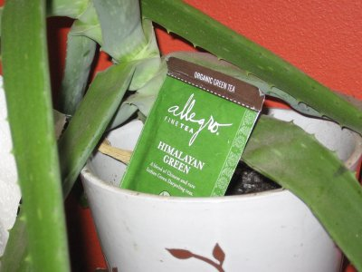 Allegro Himalayan Green Tea – Part of Your Whole Check