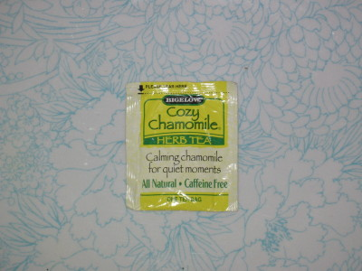 Bigelow Cozy Chamomile – A Mouthful of Daisies