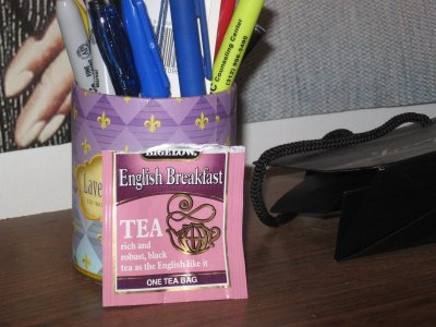 Bigelow English Breakfast Tea – Starter or Standard?