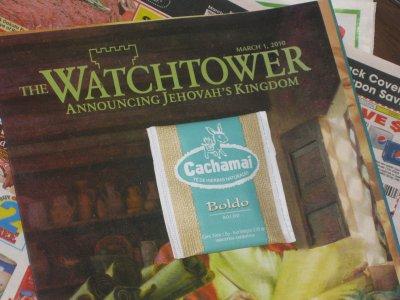 Cachamai Boldo Tea – A Test of the Cajones