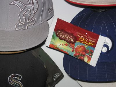 Celestial Seasonings Cranberry Apple Zinger &#8211; All Zung Out