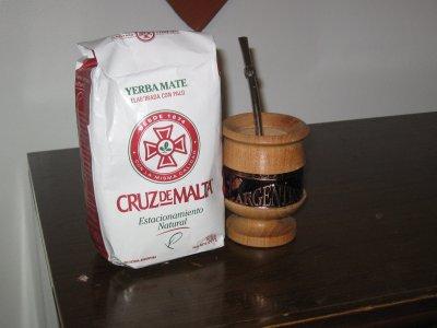 Cruz de Malta Yerba Mate – Fat Sack of Healthy Living