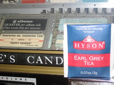Hyson Earl Grey Tea – Full of Fibs