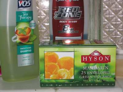 Hyson Green Tea with Mandarin – Fresh Wit' It