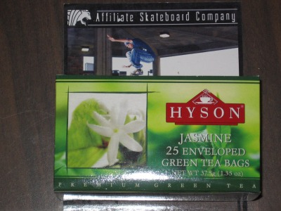 Hyson Jasmine Green Tea – Zestfully Tea
