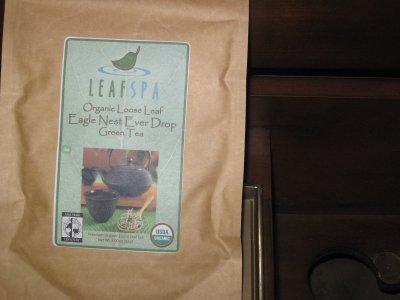 LeafSpa Eagle Nest Ever Drop Green Tea – Eagle What?