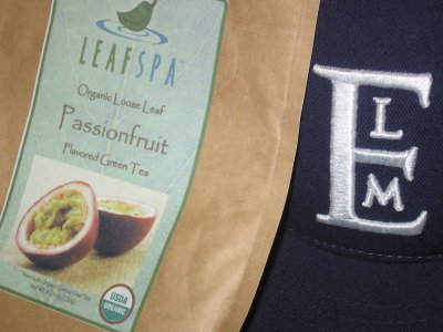 LeafSpa Passionfruit Green Tea – Definitely Nectar