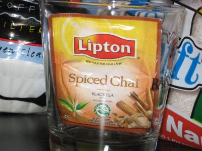 Lipton Spiced Chai Tea &#8211; One Flag