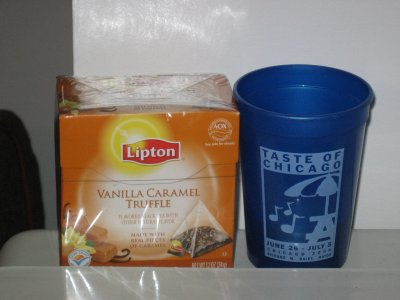 Lipton Vanilla Caramel Truffle – Flavored Tea Done Right