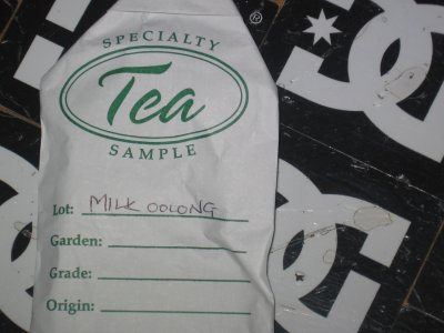 Milk Oolong Tea from Metropolitan Tea Company – Don't Have a Cow