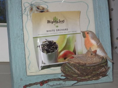 Mighty Leaf White Orchard Tea &#8211; Immersed in Freshness