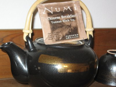Numi Chinese Breakfast Yunnan Black Tea &#8211; Clean Tea Sweep