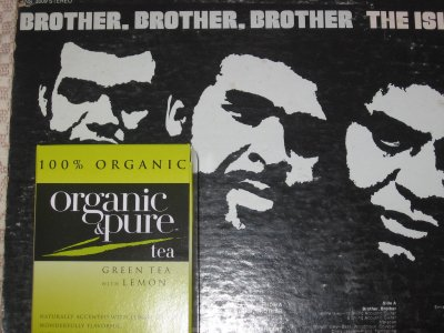 Organic and Pure Green Tea with Lemon – Oh Brother…