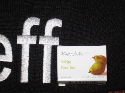 Revolution White Pear Tea – It Don't Matter If It's Black or White