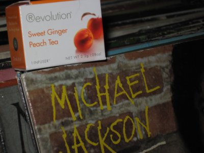 Revolution Sweet Ginger Peach Tea &#8211; Off the Wall Peachiness