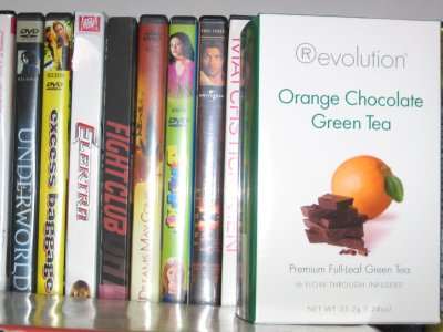 Revolution Orange Chocolate Green Tea &#8211; Just Like Candy