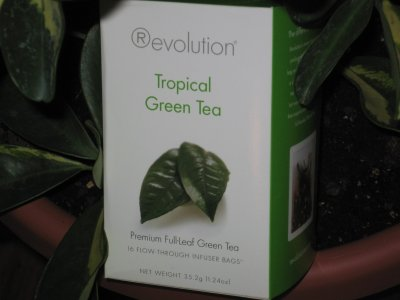 Revolution Tropical Green Tea – The Opening Act
