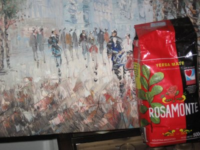Rosamonte Yerba Mate &#8211; Takes A Brother Back
