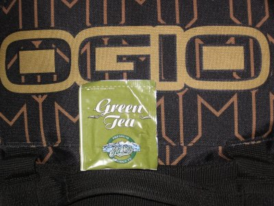 Sierra Brand Green Tea – Keep It On The Regular