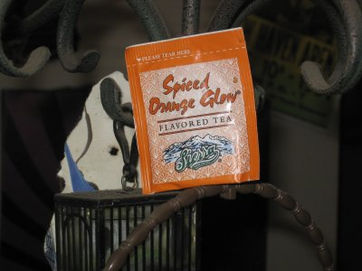Sierra Brand Orange Spice Tea &#8211; Take the Oversteep Challenge