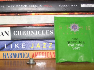 Stash Chai Green Tea – Steeping with the Enemy