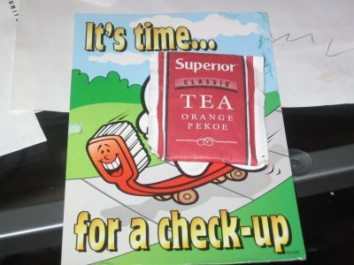 Superior Orange Pekoe Tea – Superior Daily Drinker