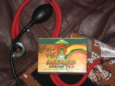 Tadin Mango Green Tea – Iced Tea or Not At All
