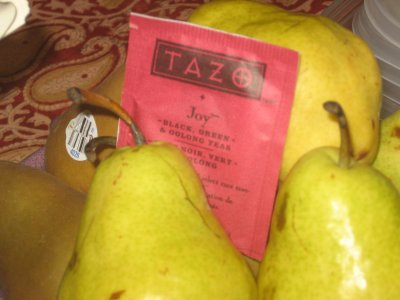 Tazo Joy Tea – Looking Good On Paper