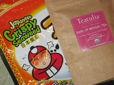 Teatulia Earl of Bengal Tea – Smooth and Crispy