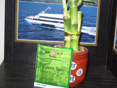 "TenRen Green Tea – A ""Budget""  Vacation"