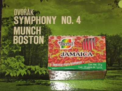 Therbal Jamaica Tea aka The Hibiscus Wonder