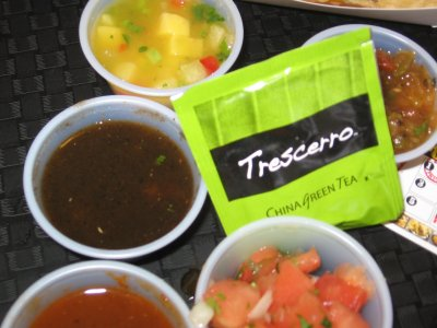 Trescerro China Green Tea – Freshness Denied