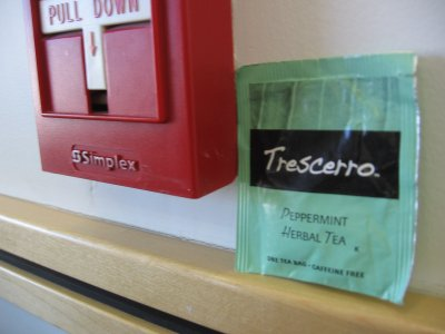 Trescerro Peppermint Herbal Tea – Dentist Office Exciting