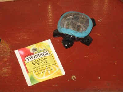 Twinings Lemon Twist Herbal Tea – Somebody Got It Right