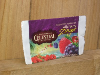 Celestial Seasonings Wildberry Zinger – Herbal Jambalaya