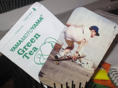 Yamamotoyama Green Tea – Flavor Determination