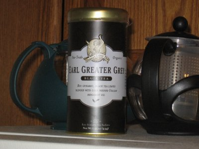 Zhena's Gypsy Earl Greater Grey – Nature's Anti-Depressant