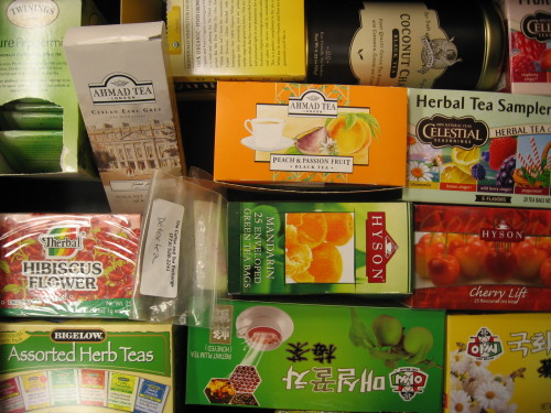 Tea Brands