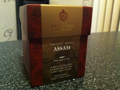 East India Company Assam Black Tea – Make's A Teasan Reminisce