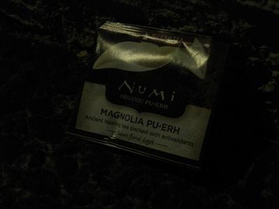 Numi Magnolia Puerh Tea