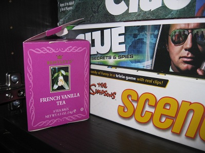 Bentley&#8217;s French Vanilla Tea &#8211; Good? Bad? No Clue.