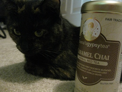 Zhena&#8217;s Gypsy Caramel Chai Tea &#8211; Customizable Cardamom Combustion