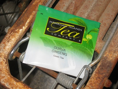 Hawaiian Islands Guava Ginseng Green Tea &#8211; Not Rusty At All