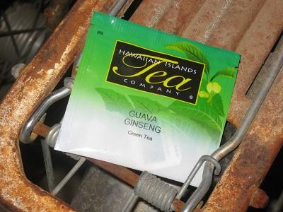 Hawaiian Islands Guava Ginseng Tea