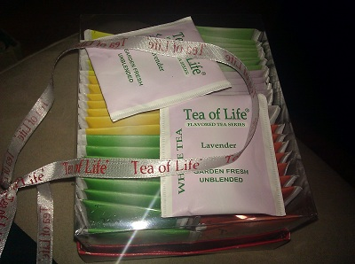 Tea Of Life White Lavender Tea – There Are Better Things At Marshall's